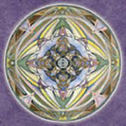 Healing Mandala Poster