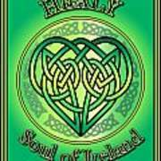 Healy Soul Of Ireland Poster