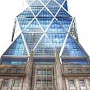 Hearst Tower - Manhattan - New York City Poster