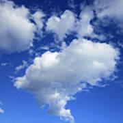 Heart Cloud 4-14-12 Poster