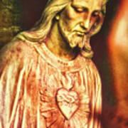 Heart Of The Savior Poster