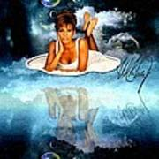Heavenly Whitney - A Tribute Poster