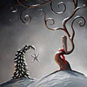 Heaven's Brightest Star By Shawna Erback Poster by Shawna Erback