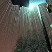 Heavy Evening Snow Poster