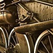 Heavy Steel Poster