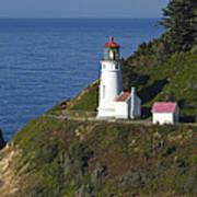 Heceta Head Lighthouse 2 G Poster