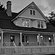 Heceta Keeper's House Poster