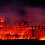 Heidelberg Red Castle Poster
