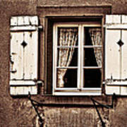 Heidelberg Window Poster