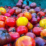 Heirloom Tomatoes V. 2.0 Poster
