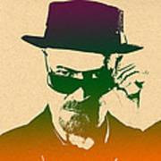 Heisenberg - 8 Poster