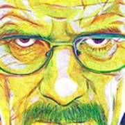 Heisenberg Poster by Kyle Willis