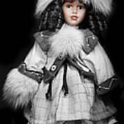 Hello Dollie Doll Poster