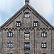 Helsingborg Gamla Stan Poster