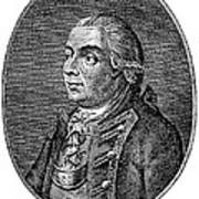 Henry Clinton (1738-1795) Poster