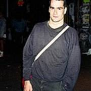 Henry Rollins 1991 Poster