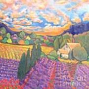Herbes De Provence  Poster