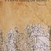Herbie Hancock Quote Poster