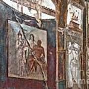 Herculaneum Wall Poster