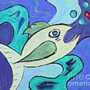 Here Fishy Fishy Poster