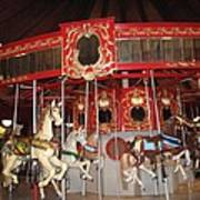 Heritage Looff Carousel Poster