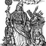 Hermes Trismegistus Poster