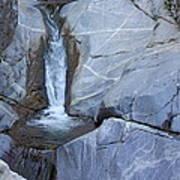 Hermit Falls Poster by Viktor Savchenko