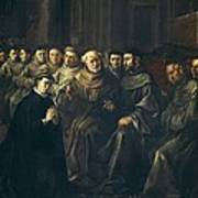 Herrera, Francisco De, Called The Elder Poster