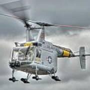 Hh-43 Huskie Poster