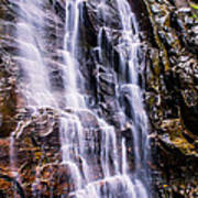 Hickory Nut Falls Poster