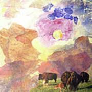 Hidden Plateau Poster