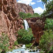 Hidden Waterfalls Poster