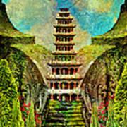 Hidden Zen Poster