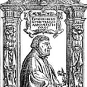 Hieronymous Bock (c1489-1554) Poster
