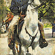 High Horse Poster