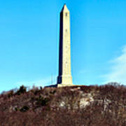 High Point Monument Nj Poster