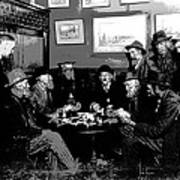 High Stakes Poker - 1913 Poster