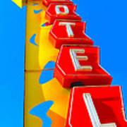 Hilander Motel Poster