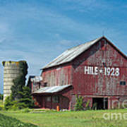 Hile Barn Poster