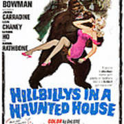 Hillbillys In A Haunted House, Bottom Poster