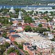 Historic Annapolis Maryland Poster