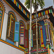 Historic Colorful Peranakan House 2 Poster
