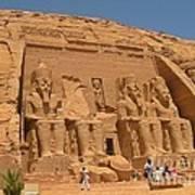 Historic Egypt Poster