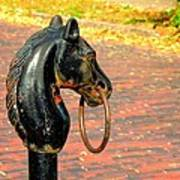 Hitching Post Poster