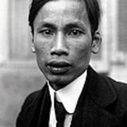 Ho Chi Minh In 1921 Poster