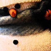 Hobo Snowman Iv Poster