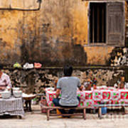 Hoi An Noodle Stall 03 Poster