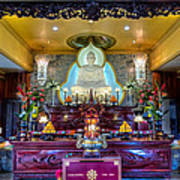 Hoi Thanh Buddhist Temple Poster
