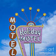 Holiday Motel Poster