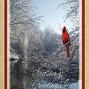 Holiday Season 2013 Poster by Teresa Schomig